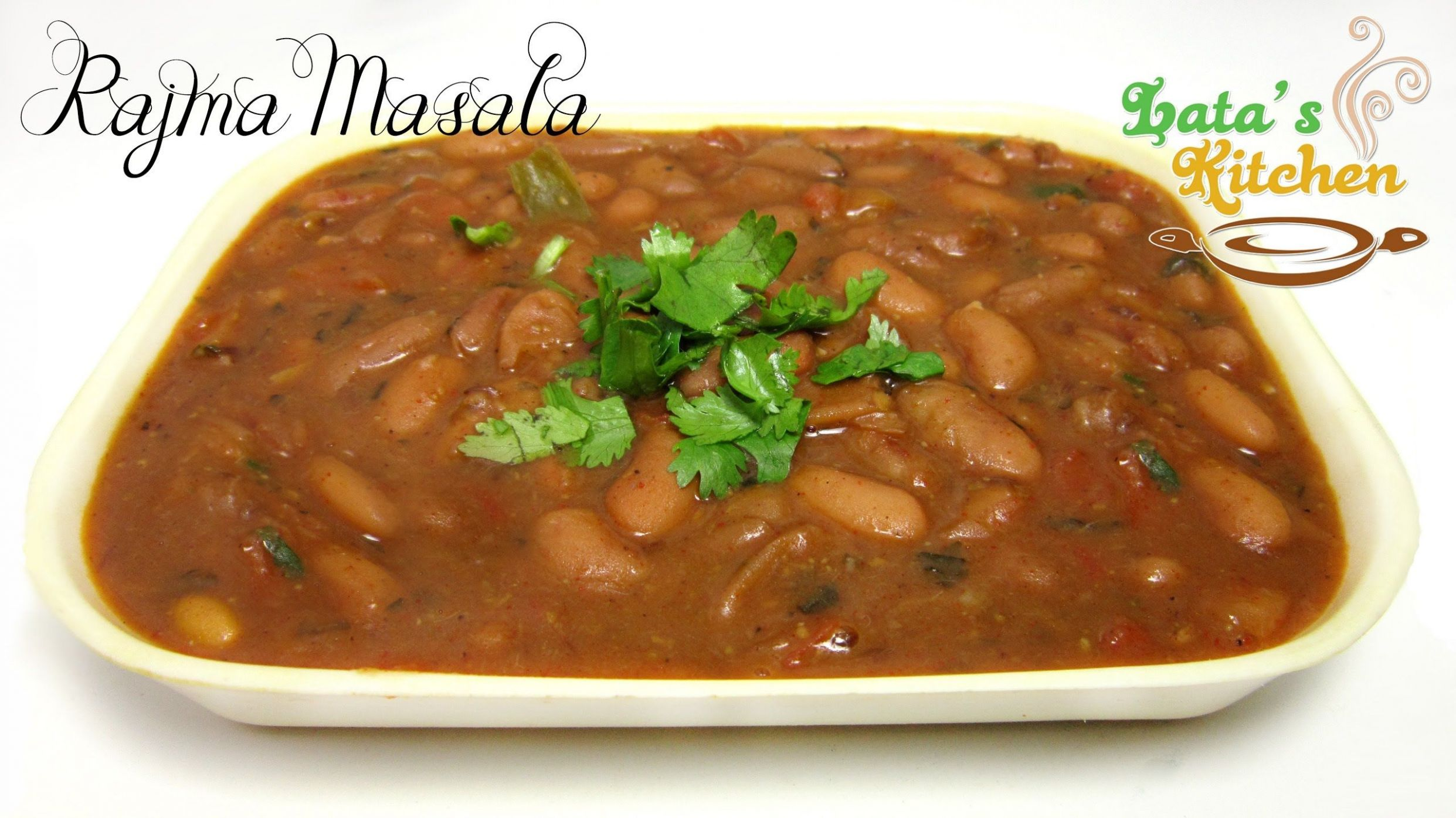 Rajma Masala - Rajma Recipe - Indian Vegetarian Recipe Video in ..