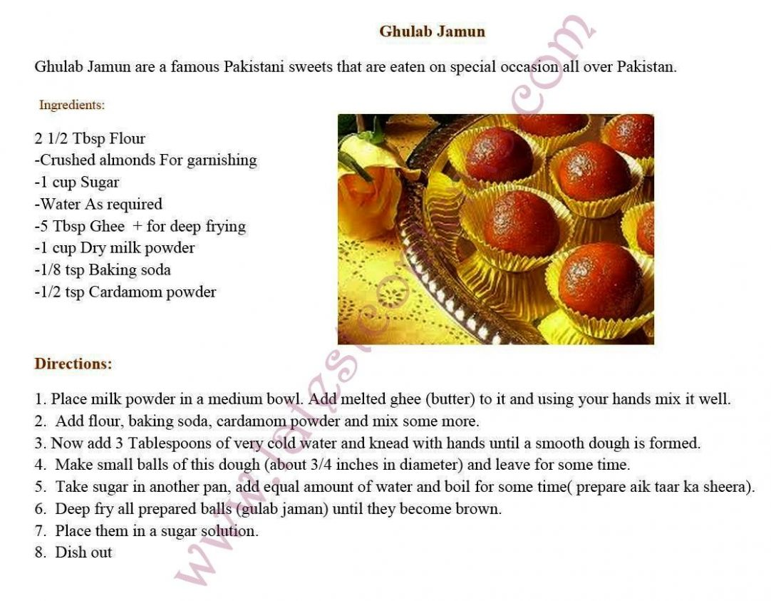 Rasgulla | Cooking recipes for dinner, Unique recipes, Cooking recipes - Recipes In Urdu Gulab Jamun