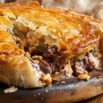 Really easy steak pie recipe for National Pie Week | Silver Magazine