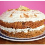 Recipe For Carrot Banana Vanilla Sponge Carrot Fruit Cake Photos ..