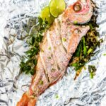 Recipe For Foil Wrapped Oven Baked Red Snapper – Recipes Red Fish