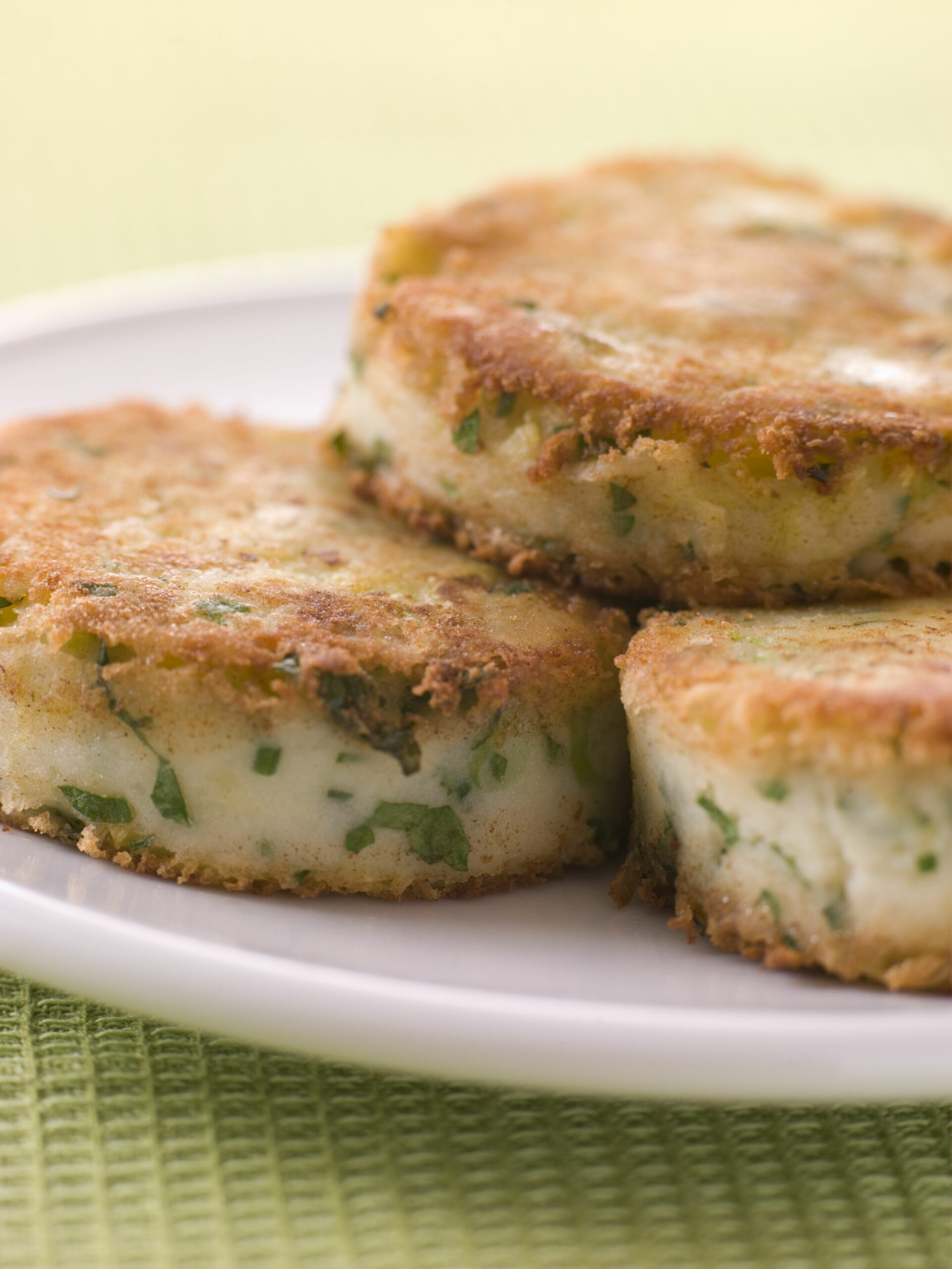 Recipe for Greek Style Fish Roe Cakes