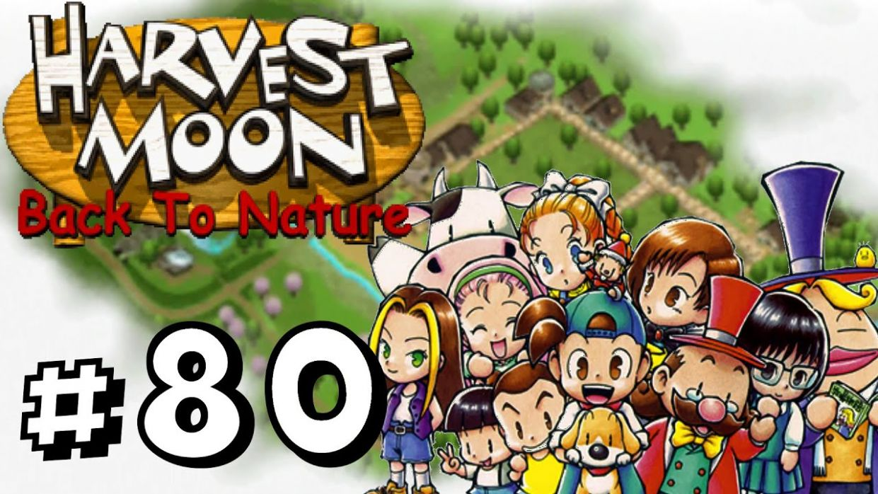 Recipe Hunter - Harvest Moon Back To Nature - Part 11 - Cooking Recipes Harvest Moon Btn