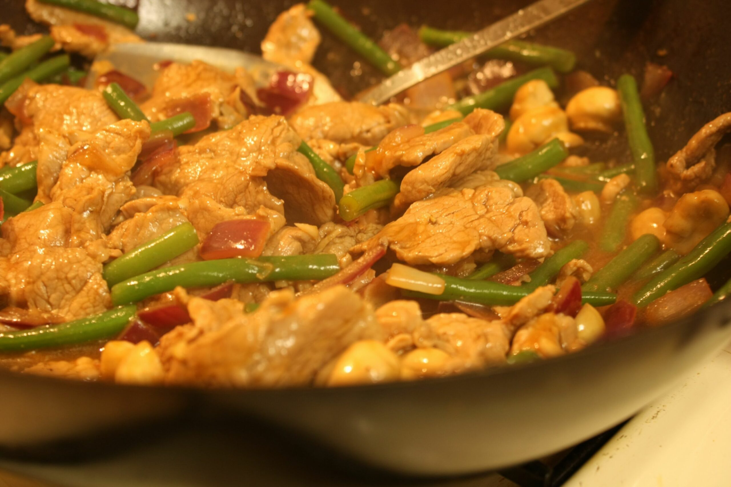 Recipe: Pork in Oyster Sauce | Food: from Dawn till dusk