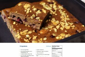 Recipe] Protein Powder Banana Bread (12cal, 12g Carbs, 12g ...
