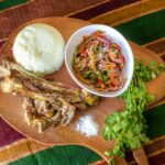 Recipe: The National Dish Of Kenya – Ugali Nyama Choma Na Kachumbari – Dinner Recipes Kenya