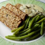 Recipe: The vegetarian meatloaf - Nut loaf