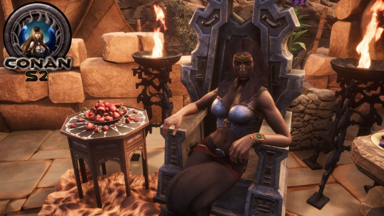 RECIPES/CRAFTING TIPS & TRICKS, WHAT IS GOOD FOOD? | Conan Exiles |