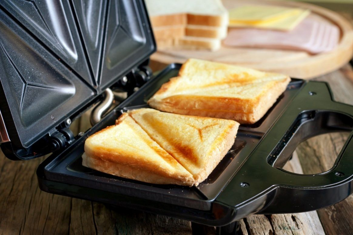 Recipes for a Sandwich Maker | ThriftyFun - Recipes Sandwich Press