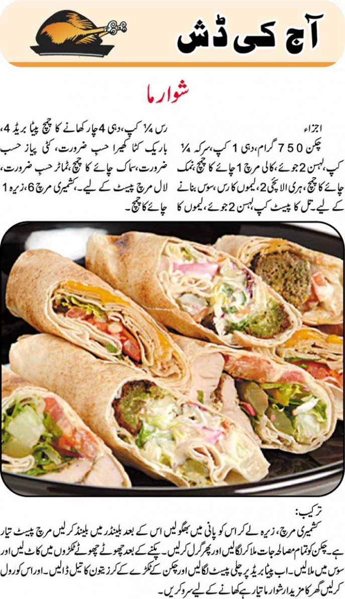 Recipes: Urdu Cooking Recipes - Food Recipes Urdu