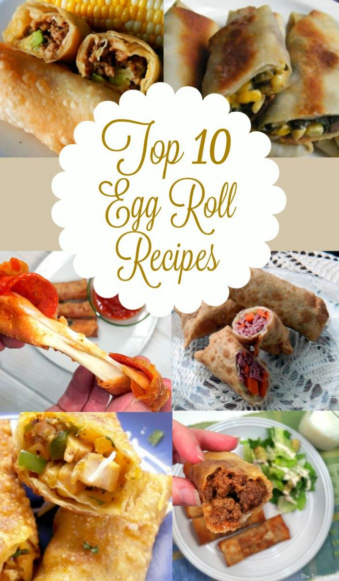 Recipes using egg roll wrappers | Recipes using egg roll wrappers ..
