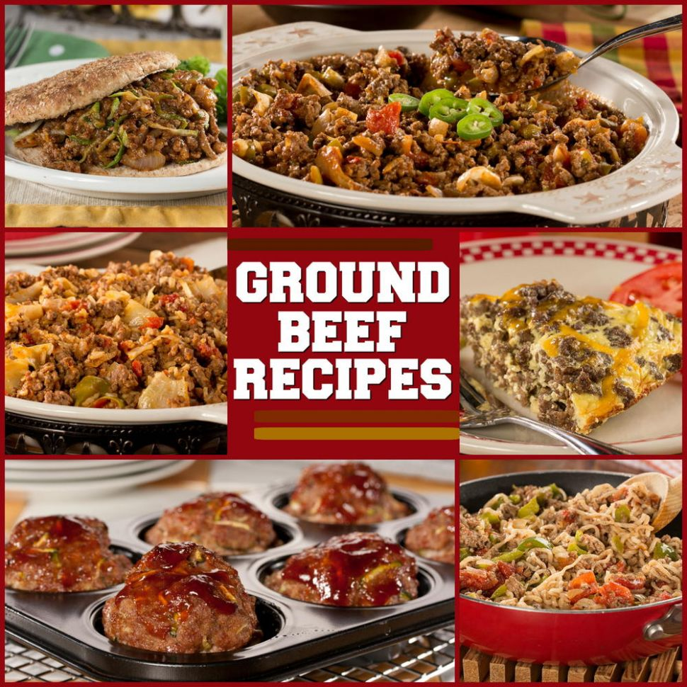 Recipes with Ground Beef | EverydayDiabeticRecipes