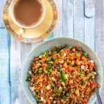 Red Rice Poha – Recipes Using Red Rice