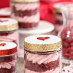 Red Velvet Cake In A Jar – SugarHero – Recipes For Cake Jars