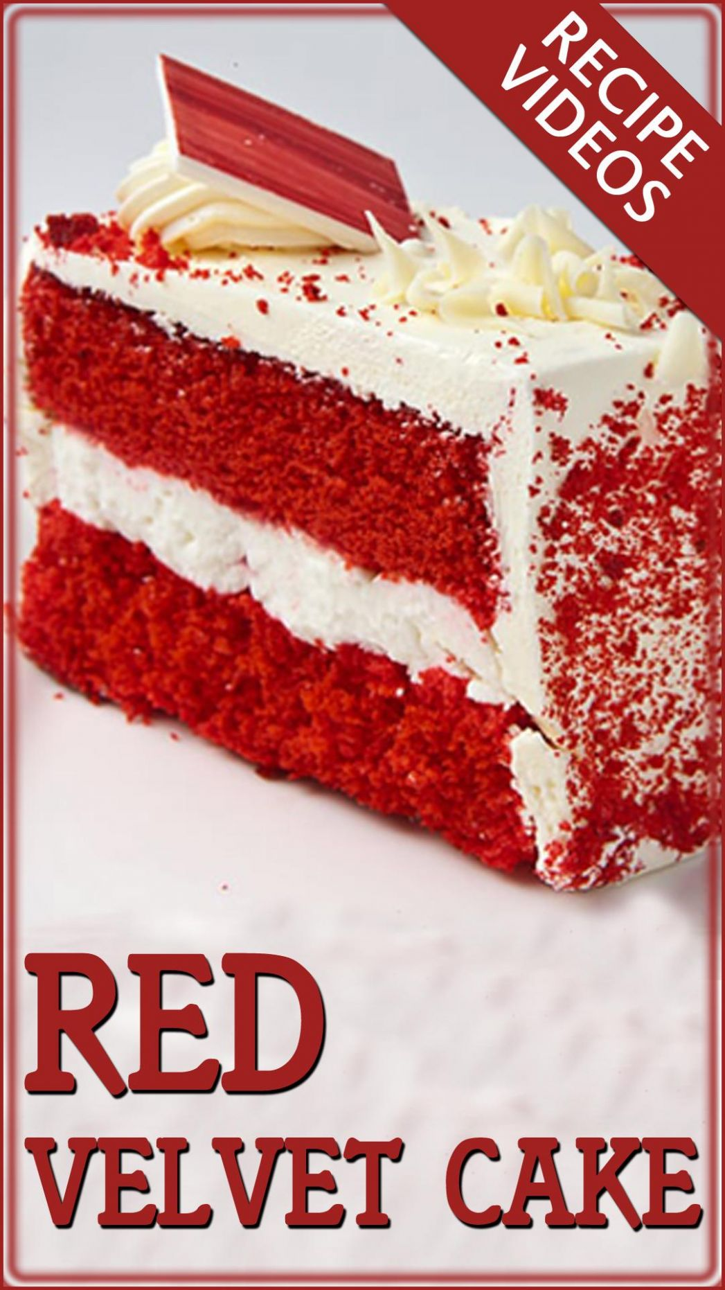 Red Velvet Cake Recipe für Android - APK herunterladen - Cake Recipes Malayalam Video