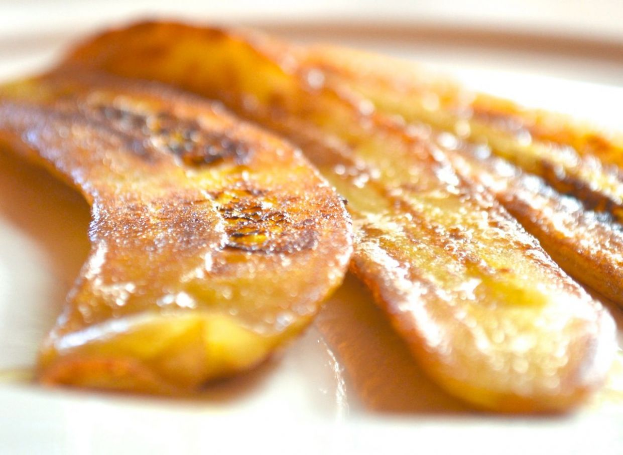 Resistant Starch for Gut-Health: a recipe for Fried Green Bananas ..