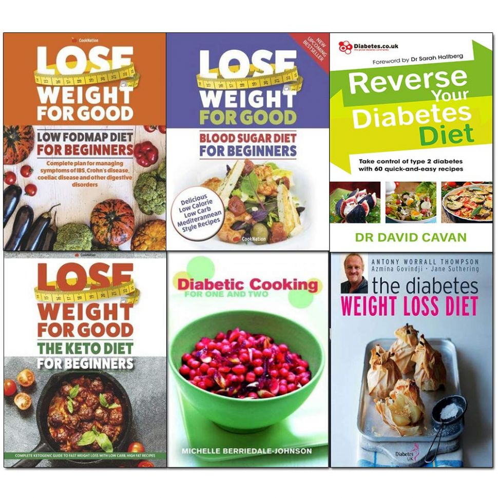 Reverse your diabetes diet, weight loss, cooking for one and two ..