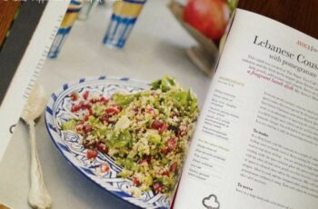 Review: A Year at Avoca, a Cookbook + Lebanese Couscous Salad with ...