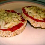 Rice Cake Pizza: Unexpected Healthy Winter Snacks | Healthy snacks ...