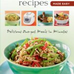 Rice Cooker Recipes Made Easy: Delicious One Pot Meals In Minutes ..