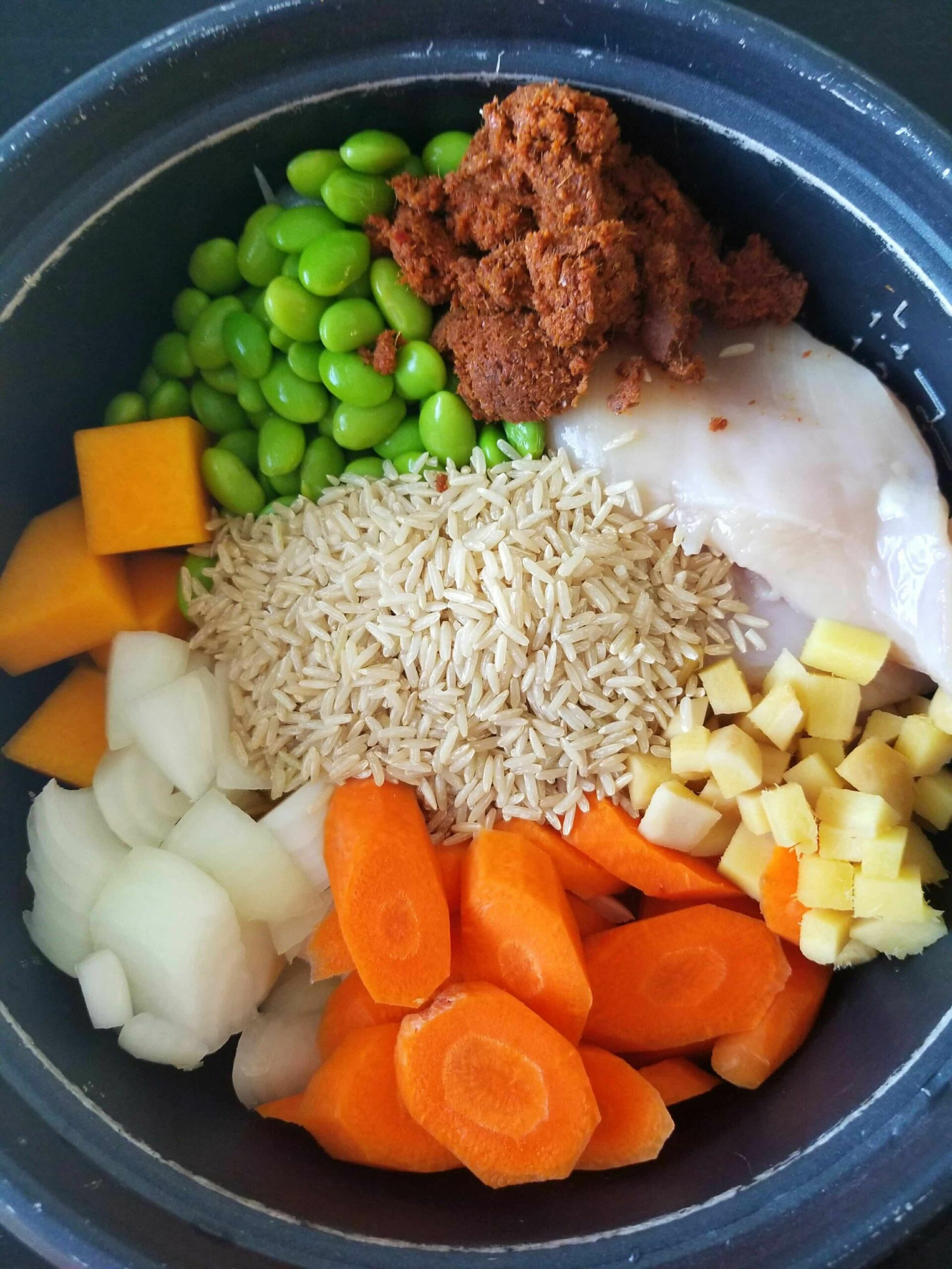 Rice Cooker Thai Masaman Curry - Recipes Rice Cooker Meals