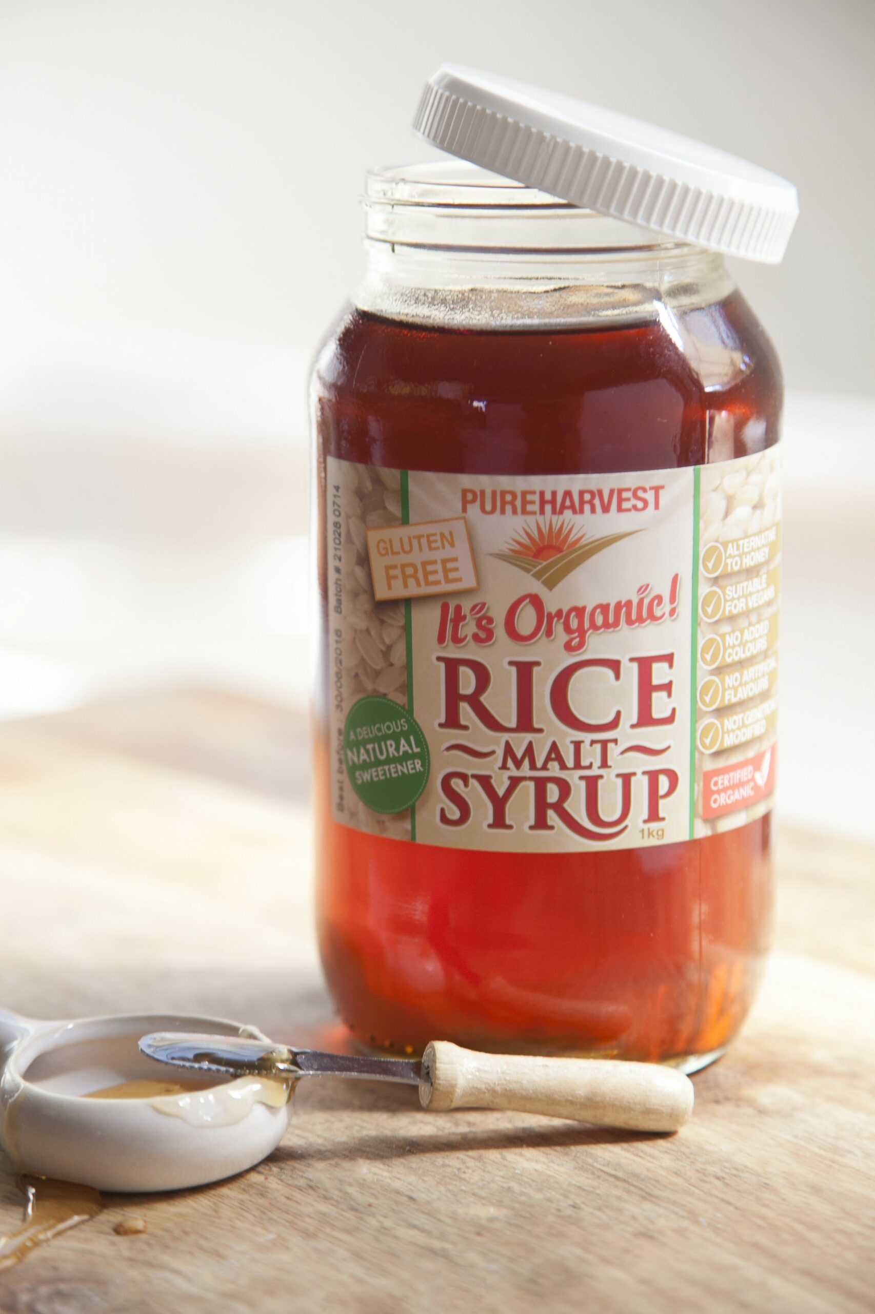 Rice Malt Syrup: the scoop! [Includes recipes] - The Natural ..