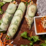 Rice Paper Banh Mi With Five Spice Chicken – Recipes Using Rice Paper