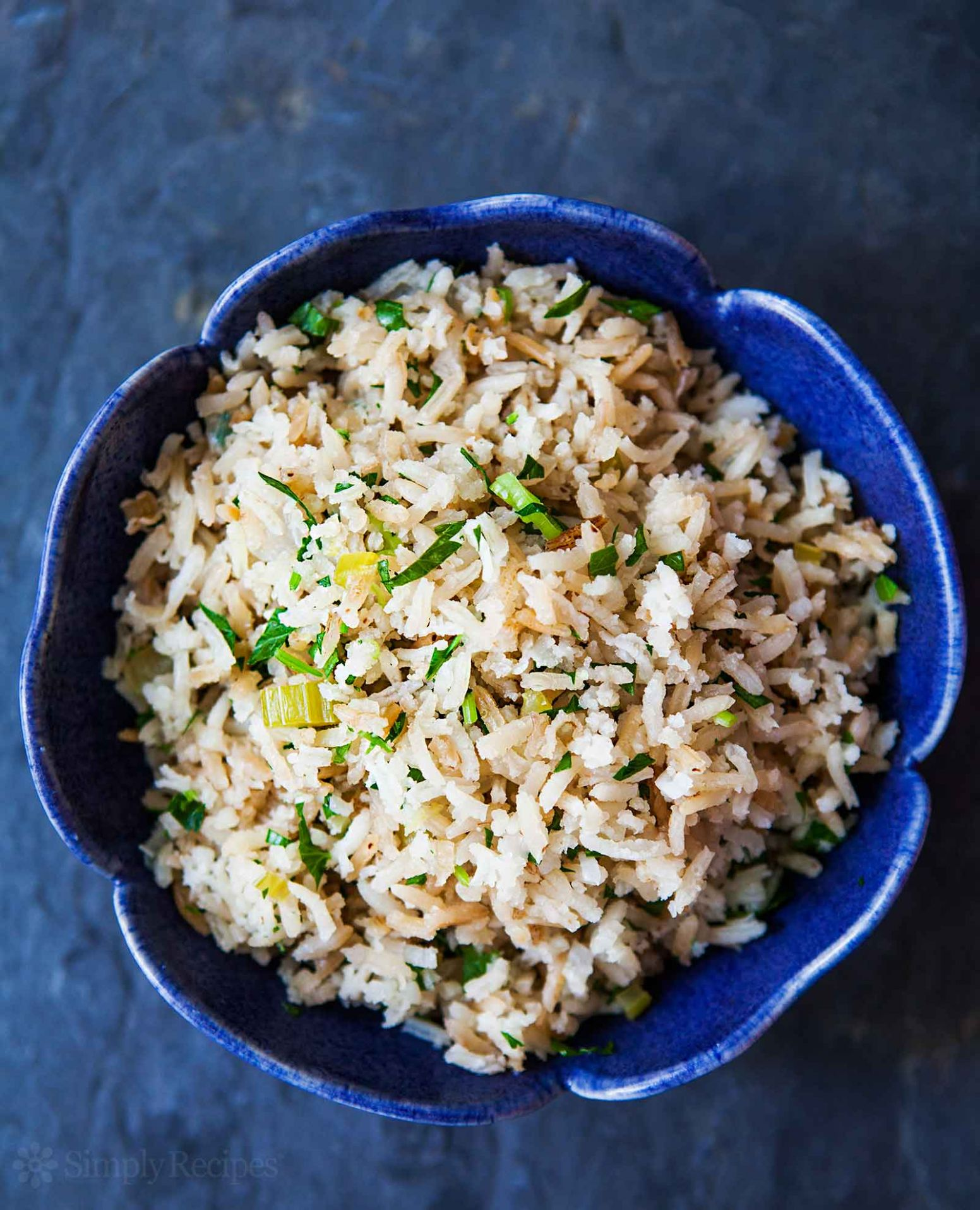 Rice Pilaf - Simple Recipes Of Rice