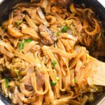 Rice Stick Noodles With Shiitake And Oyster Mushrooms – Cook Gourmet – Recipes Rice Stick Noodles