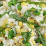 Rice With Corn And Peas – Recipes Rice And Peas