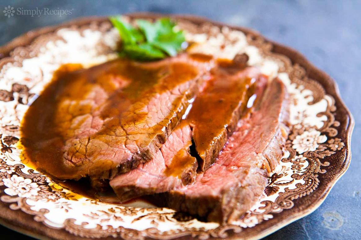 Roast Beef - Recipes Beef Joint