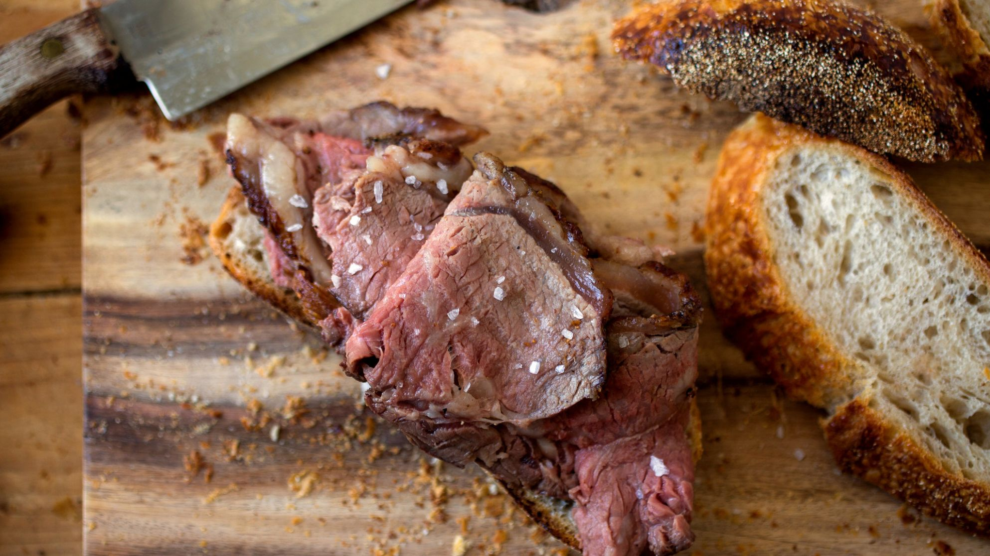 Roast Beef Sandwich - Beef Recipes Nyt