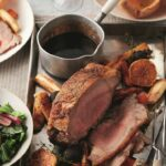 Roast Beef With Caramelised Onion Gravy Recipe – Dinner Recipes Roast Beef