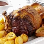 Roast Beef With Yorkshire Puddings, Roast Potatoes And Gravy – Dinner Recipes Roast Beef