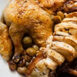 Roast Chicken With Grapes – Recipe Chicken Breast Grapes