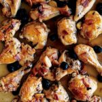 Roast Chicken With Pancetta And Olives – Recipes Chicken Pieces