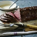 Roast Fillet Of Beef With Roasted Garlic And Mustard Cream – Recipes Beef Fillet