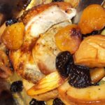 Roast Pork With Apricots, Prunes And Quince | Greekfoodlovers ..