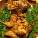 Roast quail | The Everyday French Chef