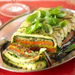 Roast Vegetable Terrine – Recipes Vegetable Terrine