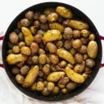 Roasted Bacon Potatoes