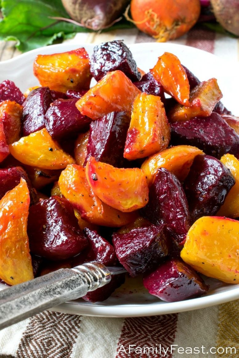 Roasted Beets - A Family Feast® - Recipes Cooking Beets