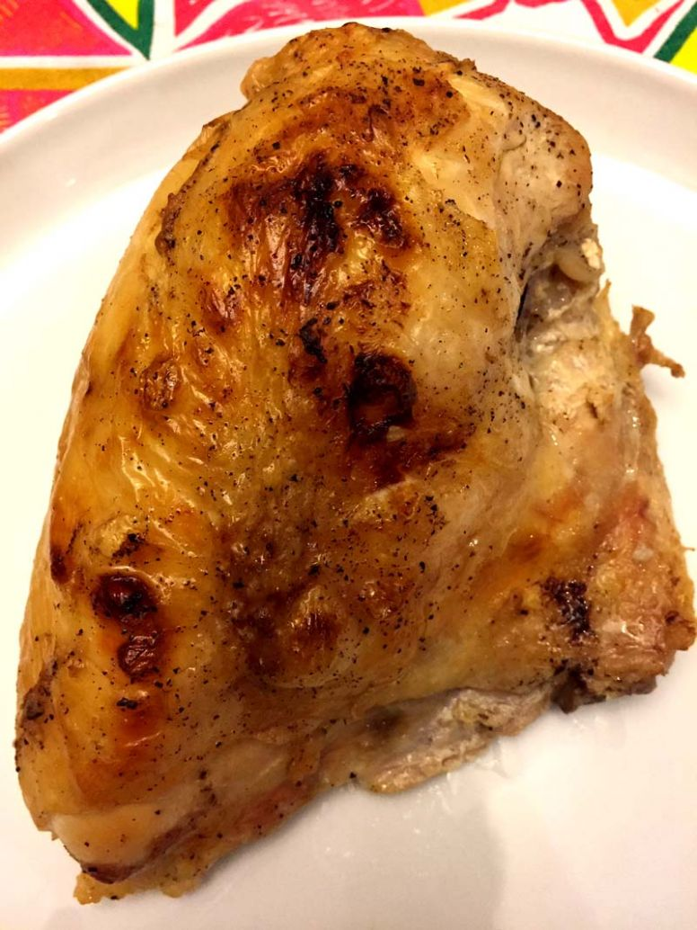 Roasted Bone-In Skin-On Chicken Breasts - Recipes Chicken Breast On The Bone