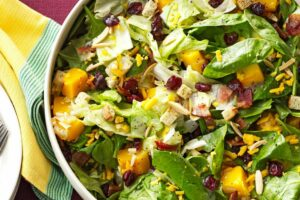 Roasted Butternut Tossed Salad