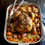 Roasted Chicken With Rosemary – Recipes Chicken Roast