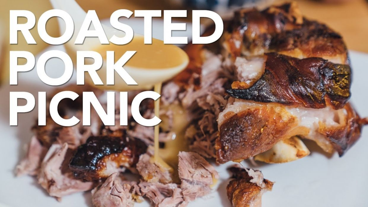 ROASTED PORK PICNIC SHOULDER - Instant Pot - Recipe Pork Picnic Shoulder
