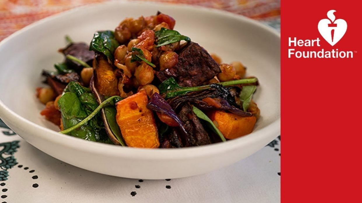 Roasted seasonal vegetables recipe | Heart Foundation NZ - Vegetable Recipes Nz
