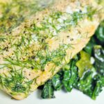 Roasted Trout With Lemon And Dill | Music With Dinner – Recipe Fish Dill