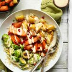 Roasted Vegetable & Quinoa Harvest Bowls – Vegetable Recipes Easy Healthy