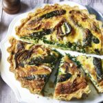 Roasted Vegetable Quiche – Recipes Vegetarian Uk